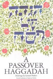 haggadah for passover a passover haggadah the new union haggadah prepared by the