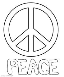 coloring pages for birthdays printables peace coloring sheets free printable peace sign coloring pages