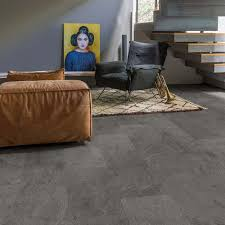 Quick Step Grey Laminate Flooring Quick Step Livyn Ambient Click Grey Slate Amcl40034 Vinyl Fl