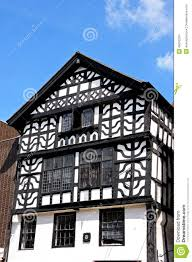 tudor house chester editorial image image 46052265
