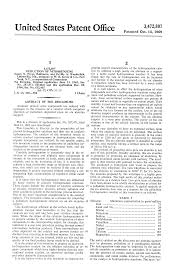 patent us3472897 reduction of nitrobenzene google patents