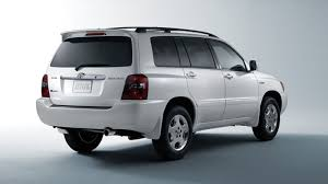 lexus crossover 2007 toyota recalls 2006 and 2007 highlander hybrid and lexus rx 400h