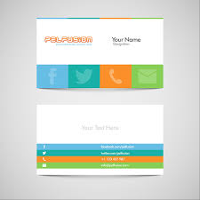 Create Business Card Free Luxury Business Cards With Social Media Logos 24 With Additional