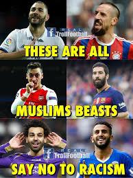 Football Player Meme - muslim football players home facebook