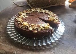 julia child u0027s chocolate almond cake u2013 potts boiling over