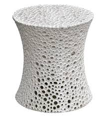 Ceramic Accent Table Laurie Gorelick Interiors Blog Good Things Come In Small Packages
