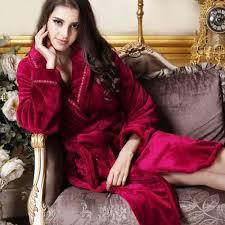 femme de chambre bordeaux robe de chambre polaire bordeaux femme epais lepeignoir fr