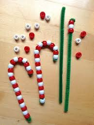 Easy Beaded Christmas Ornaments - 28 christmas ornament crafts for kids a little craft in your day