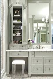 Bathroom Countertop Storage Ideas Bathroom Counter Shelves Best Bathroom Counter Storage Ideas That