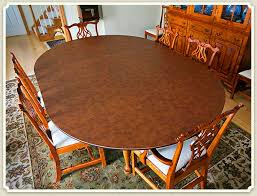 dining room table pads pioneer table pad company custom table extenders