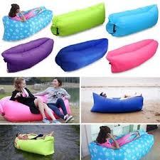 canap gonflable piscine canapé gonflable pour plage randonnée cing piscine hamac ebay