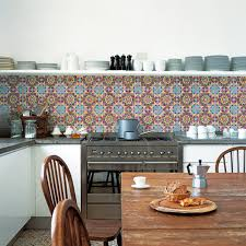 Wallpaper For Kitchen Backsplash by More Inspiration With Kitchen Walls Backsplash Wallpaper