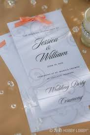 cost of wedding programs like the wording not a fan of the layout pretty proclamation