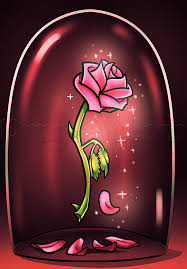 beauty and the beast rose tattoo idea tattoos pinterest