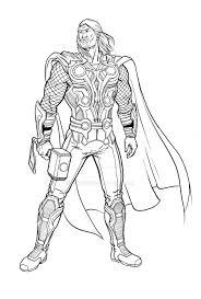 thor thursday 40 the mighty avenger by e v4ne on deviantart
