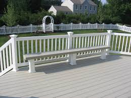 Decking Banister Deck Tampa Backyard Designer