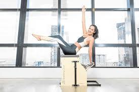 Pilates Chair Exercises Patti Grandidge Takes Pilates Beyond The Studio Inquirer Lifestyle