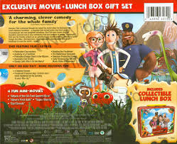the kitchen movie cloudy with a chance of meatballs dvd blu ray lunchbox blu