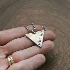 personalized necklace men s carpe diem necklace mens personalized necklace modern