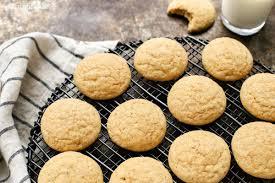 honey roasted peanut butter cookies u2022 a farmgirl u0027s dabbles