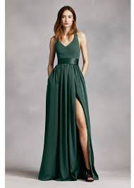 emerald green bridesmaid dress best 25 forest green bridesmaid dresses ideas on