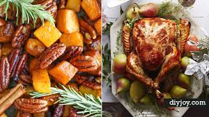 34 best thanksgiving dinner recipes diy