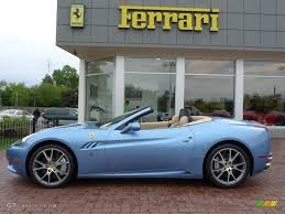 Ferrari California Dark Blue - 2010 azzurro california ferrari california 65137587 gtcarlot