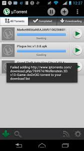 utorrent android utorrent beta for android wont work with trackers