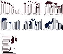Barcode Designs For 87 Best Barcode Images On Barcode Barcode Design