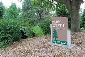 Park West Landscape by Park West Apartments