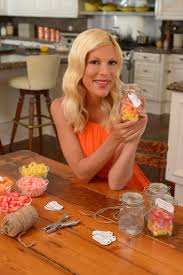 crafty fun with starburst candy corn and tori spelling