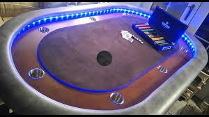 Custom Poker Tables Mk Poker Tables Ni Custom Poker Tables Buy Rent Youtube
