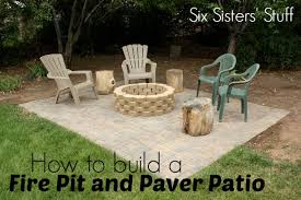 Easy Patio Pavers Inspirational Building A Paver Patio With Pit How To Build A