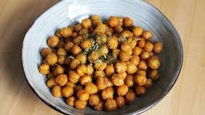 cuisiner des pois chiches recette pois chiches rôtis aux épices