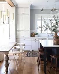 cuisine de reve design trend 2018 two toned kitchensbecki owens impressionnant de