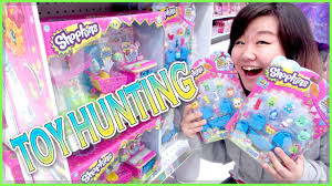 toy hunting jenny pony shopkins
