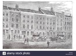 1838 hoare u0027s old banking house bank fleet street london city