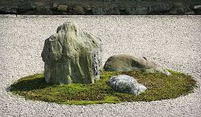 how to make a rock garden