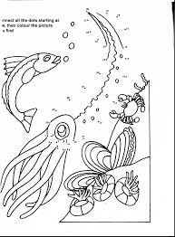 astounding under the sea coloring pages to print with ocean