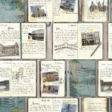 travel diary images Rasch travel journal diary collage pattern italy venice photo jpg