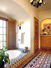mexican bathroom ideas amazing mexican tile bathroom designs intended for bedroom