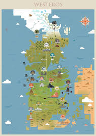 World Of Ice And Fire Map by Game Of Thrones U0027 Season 7 Has Forgotten About Consequences