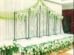 wedding backdrop green 2018 1 5m wide 110 meters roll curtain backdrop organza tulle