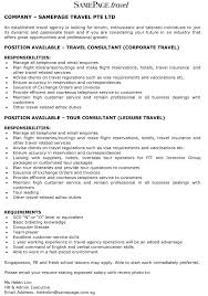 Resume Work Experience Examples For Customer Service by Resume Work And Travel Free Resume Example And Writing Download