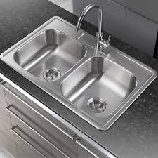 33 x 22 drop in kitchen sink winpro 33 x 22 double basin drop in kitchen sink reviews
