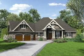 craftsman style home plans designs craftsman style home plans with walkout basement