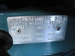 darryld u0027s 1961 volkswagen transporter panel van project page