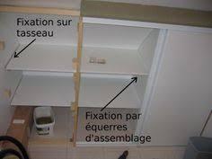 fabriquer un sous de bureau faire soi même placard sous pente finalisation de la structure