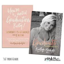 personalized graduation announcements best 25 senior graduation invitations ideas on