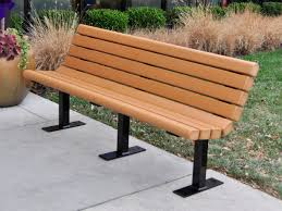 Bench 32 Recycled Plastic Jameson Bench